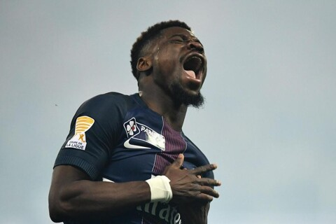 Tottenham hope to complete £23m deal to sign Serge Aurier from PSG